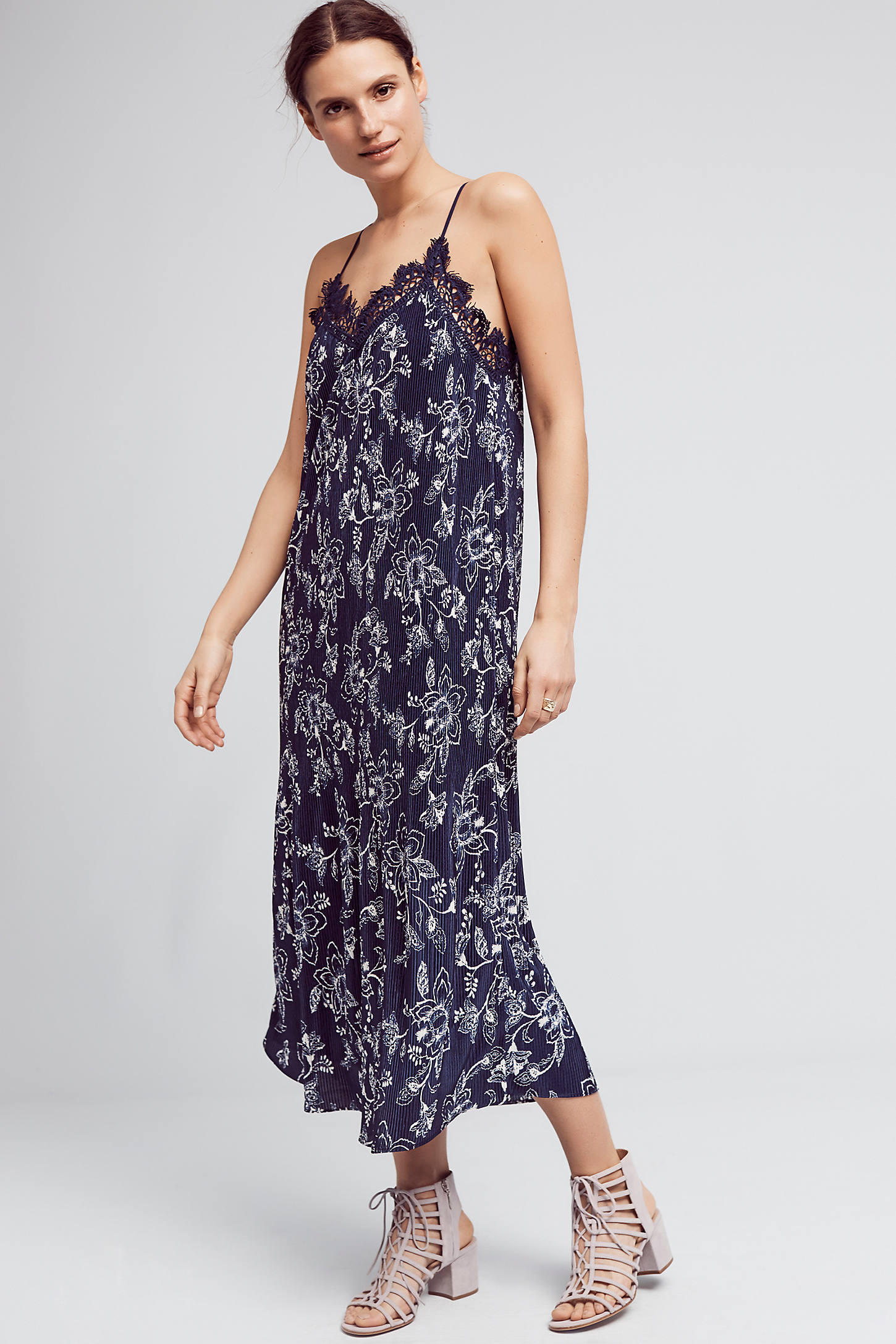Marsilea Slip Dress