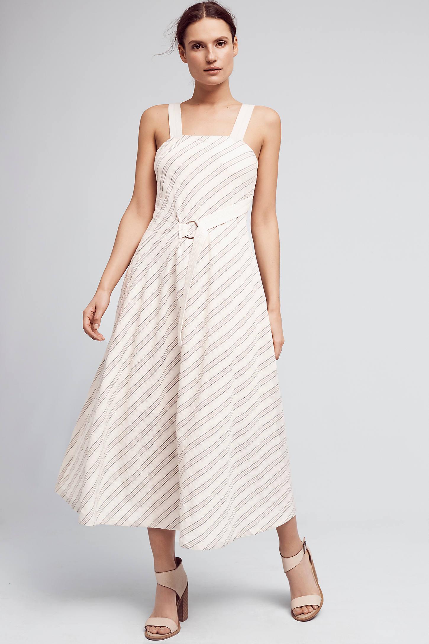 Flynn Striped Dress