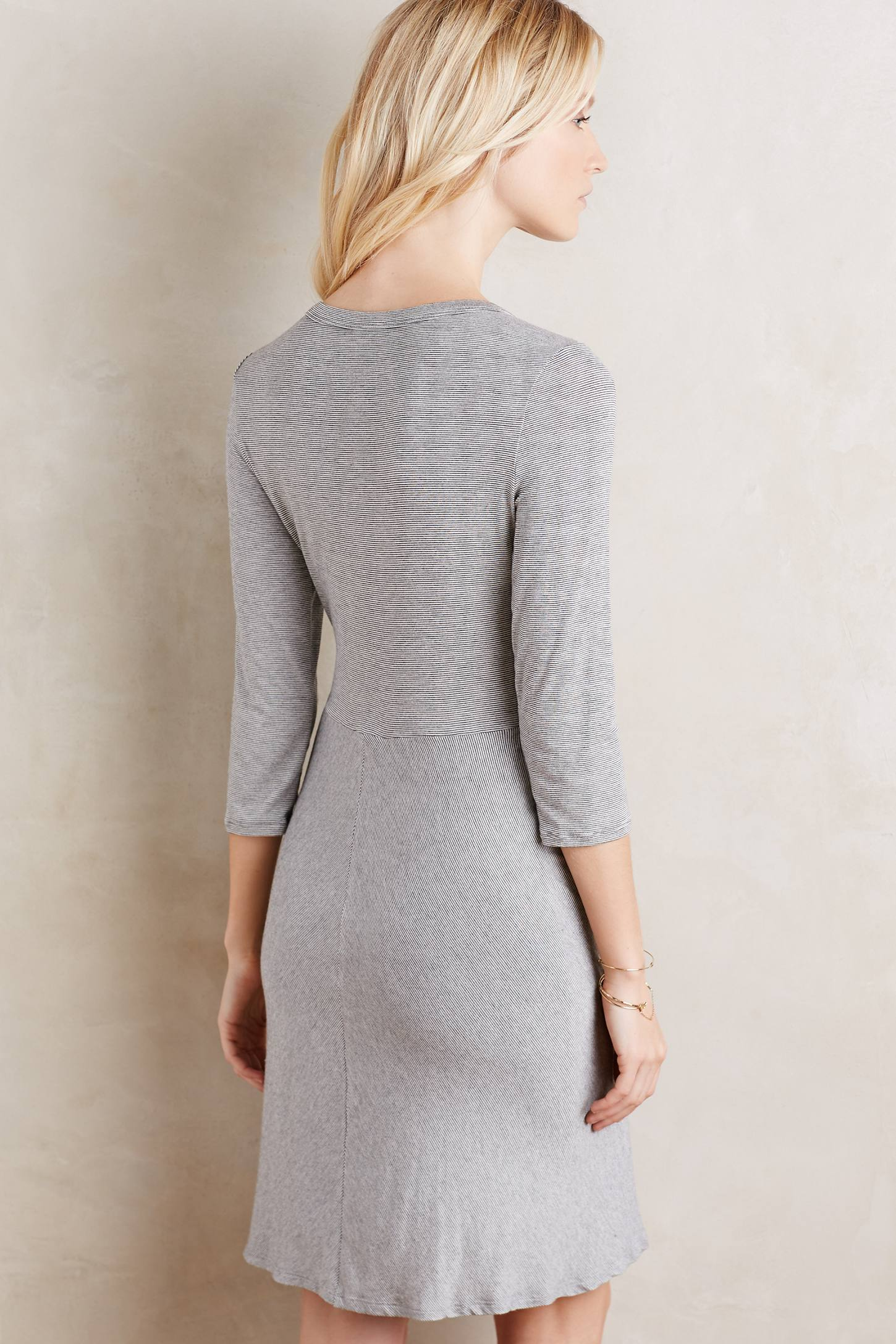 Knotted Knit Dress