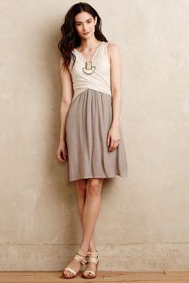 Crosswrap Dress