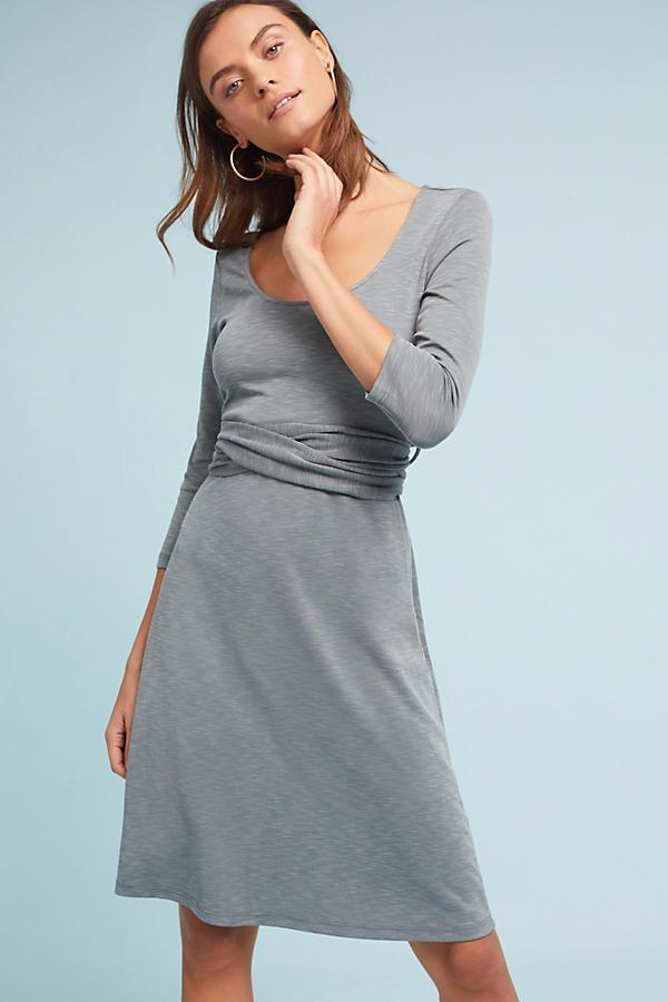 Petite Tie-Waist Dress