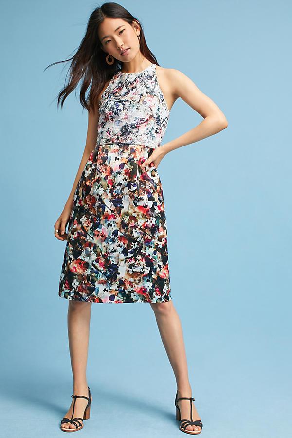 Aviva Halter Dress