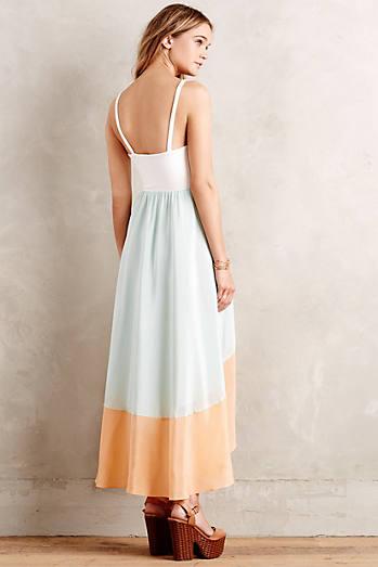 Colorblocked Sama Dress
