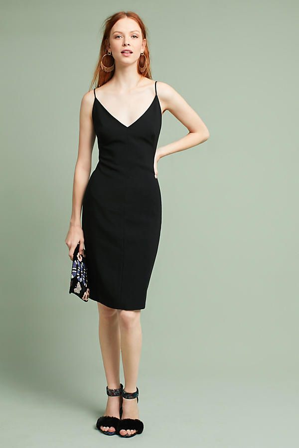 Lilianne V-Neck Dress
