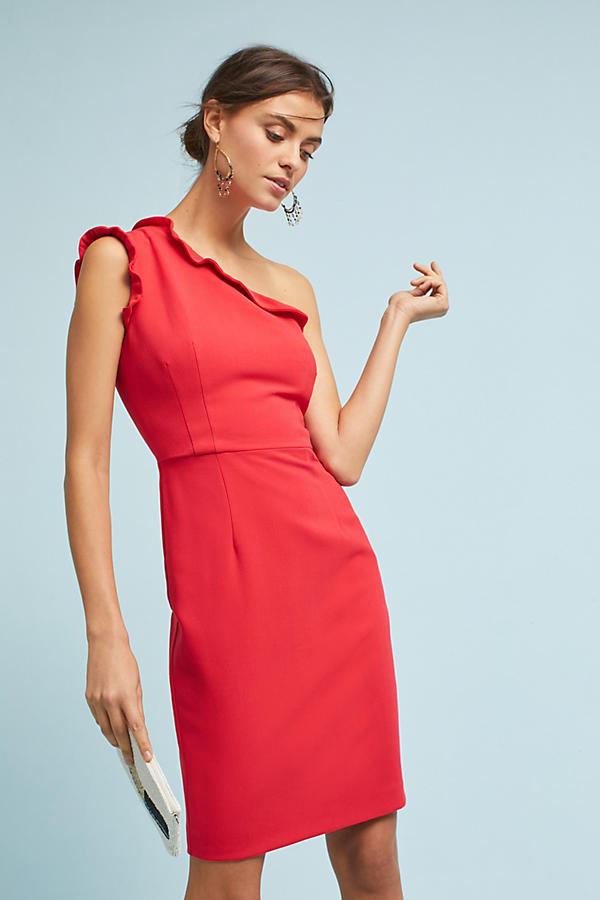 Tove One-Shoulder Dress