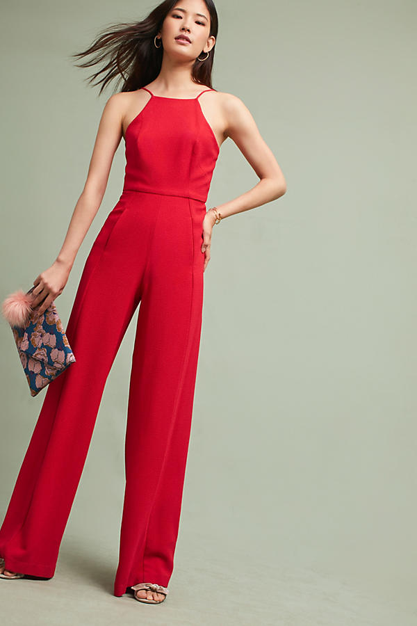 Joaquin Wide-Leg Jumpsuit