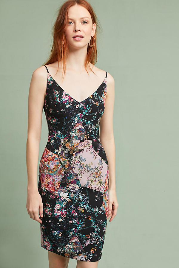 Petite Esmie Floral Sheath Dress