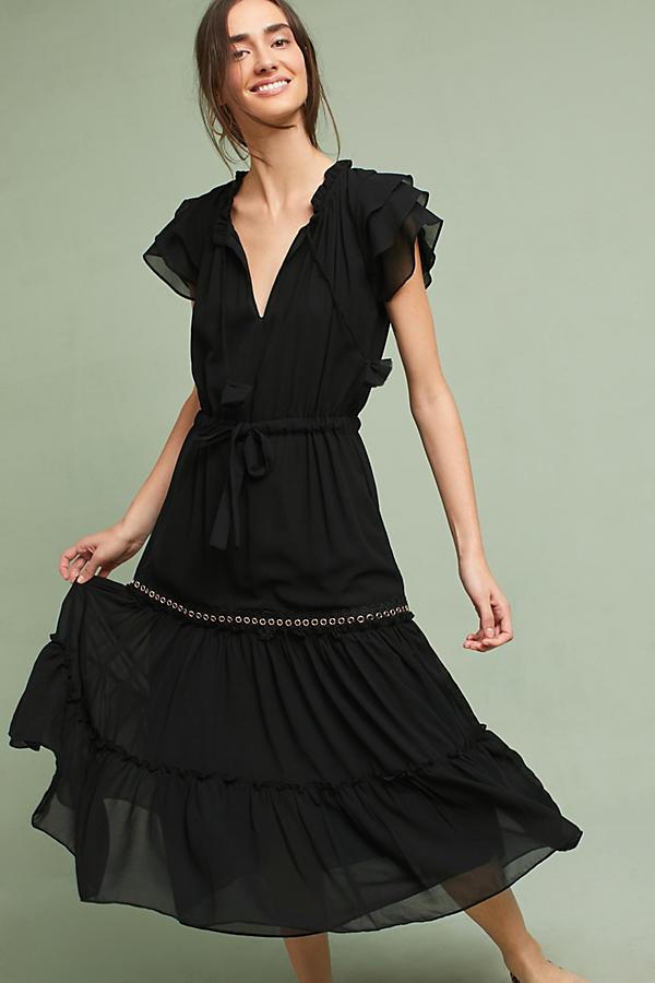Whitney Tasseled Dress