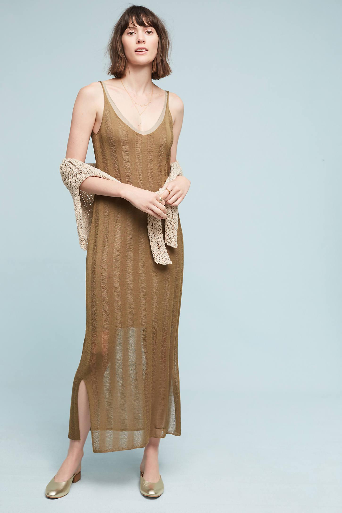 Olea Slip Dress