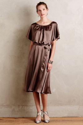 Ravie Satin Dress