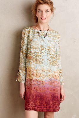 Cleome Dress