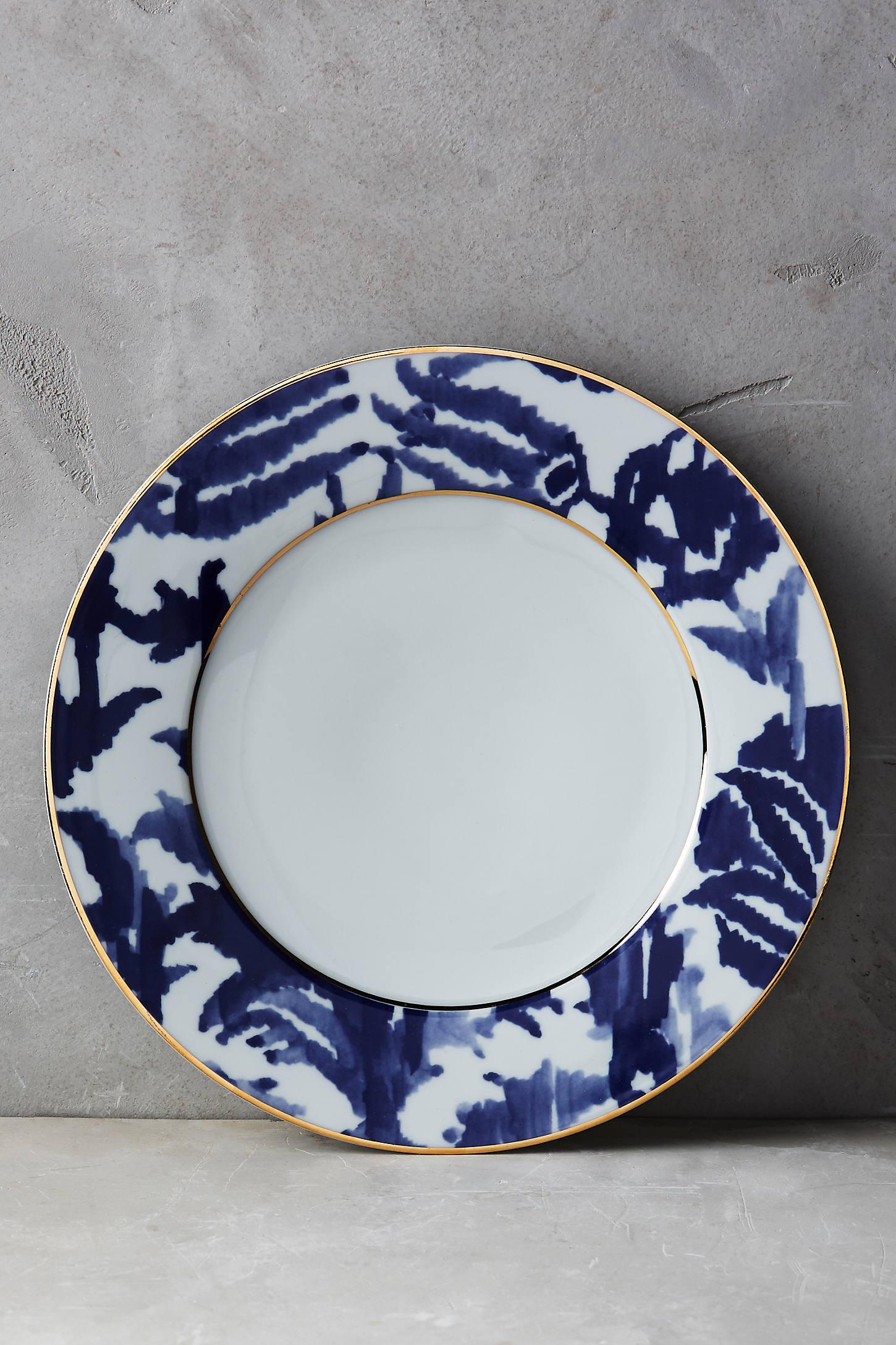 Seaport Dinner Plate