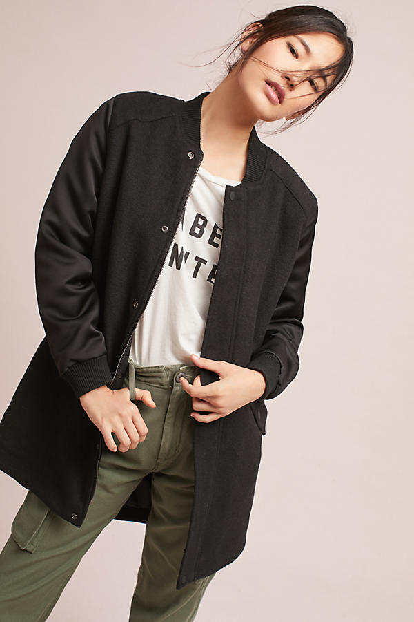 Left Bank Wool Jacket