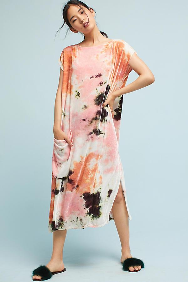 Domenica Velvet Dress