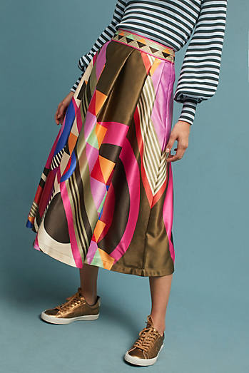Fitzroy Midi Skirt