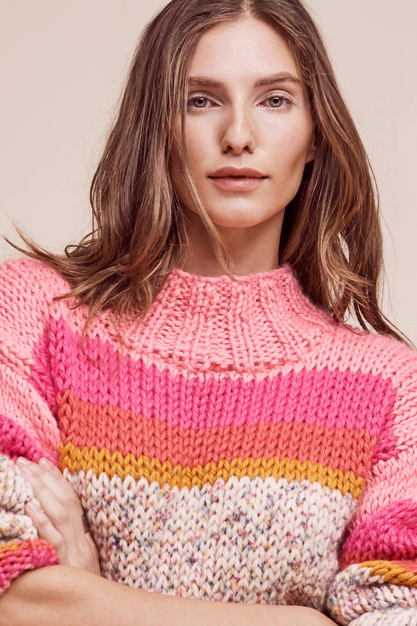 Angeline Turtleneck Pullover
