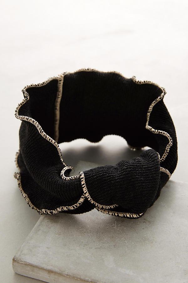 Seamed Turban Headband