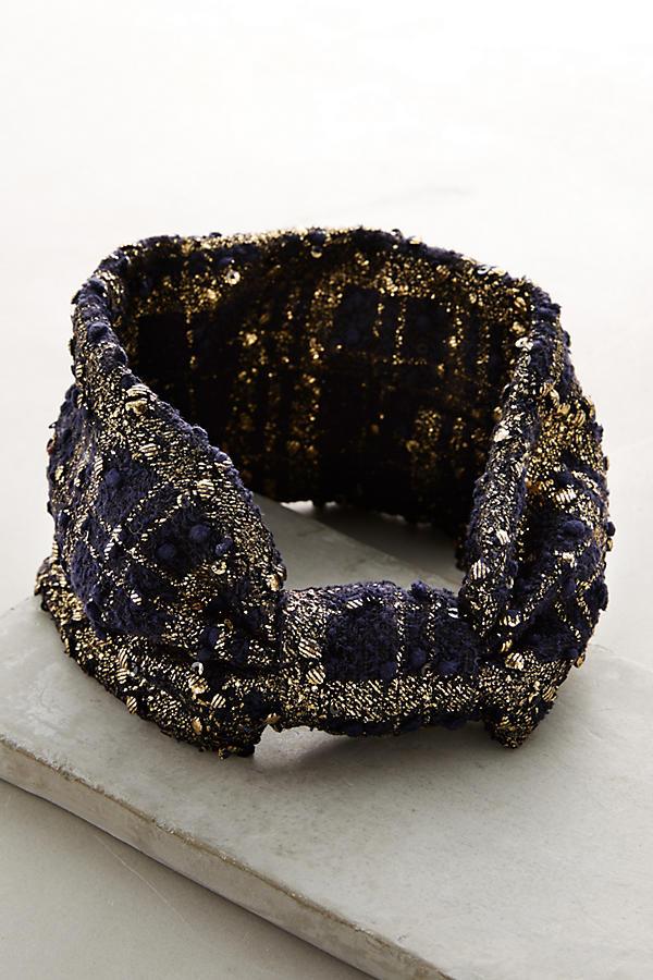 Tinseled Headband