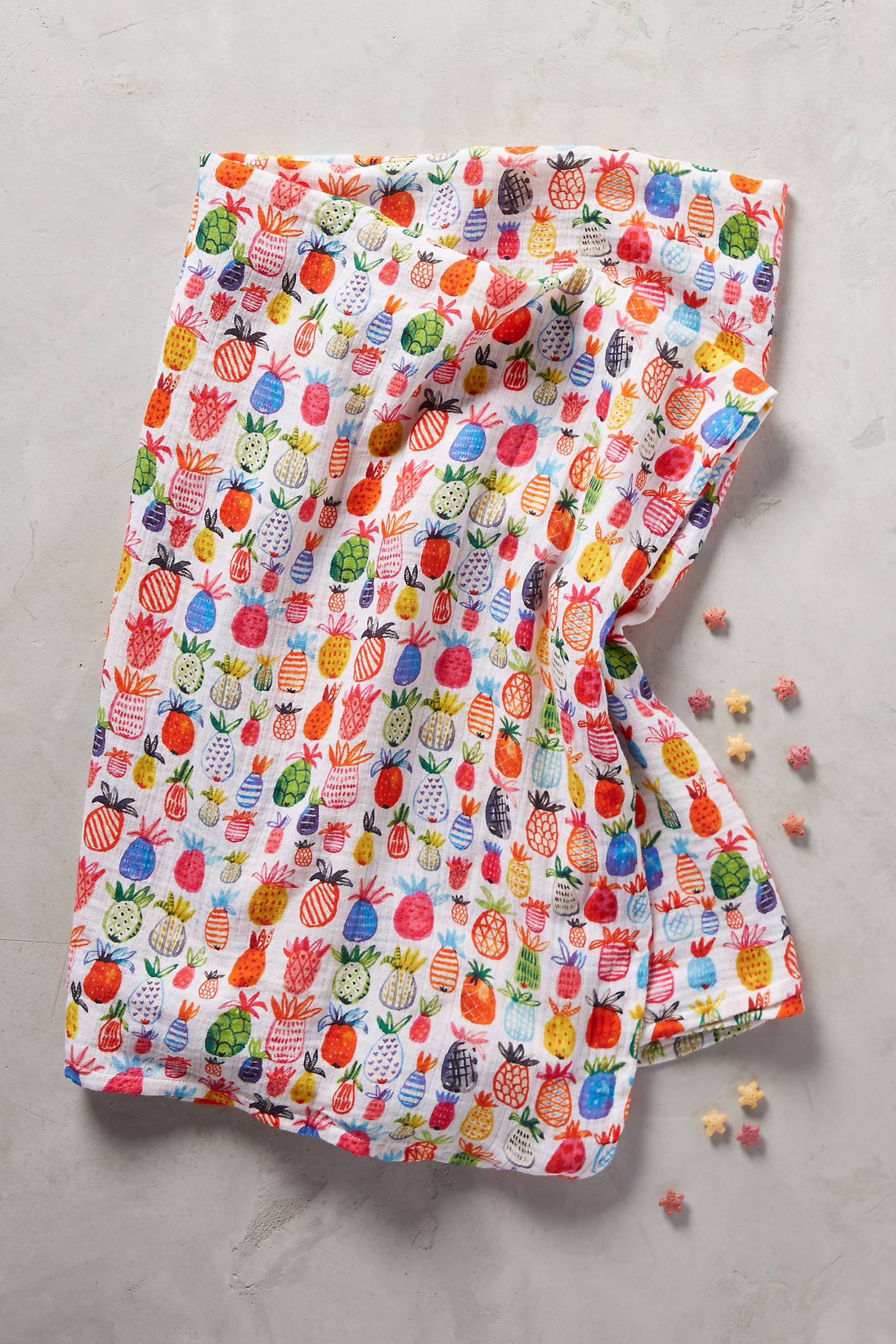 Pineapple Party Swaddle