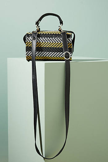 Daniella Lehavi Mini Handle Crossbody Bag
