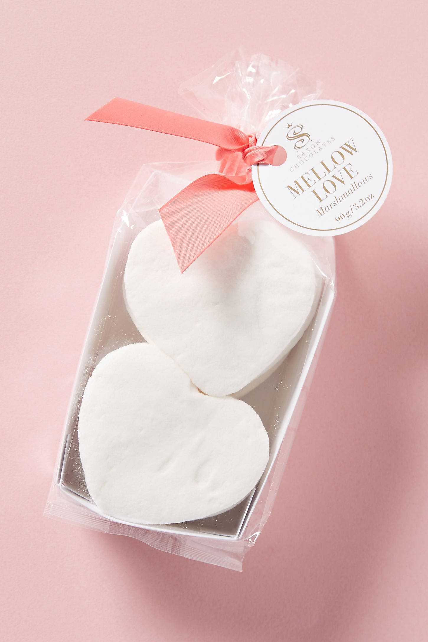 Mellow Love Marshmallow Hearts
