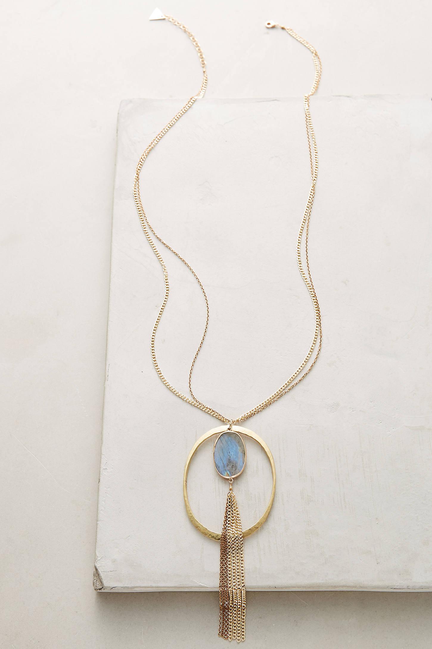 Verena Pendant Necklace