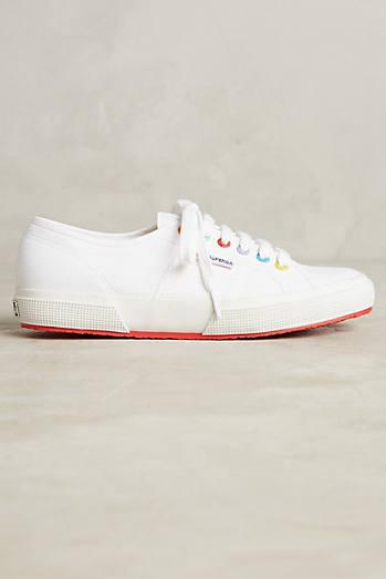 Superga Eyelet Sneakers