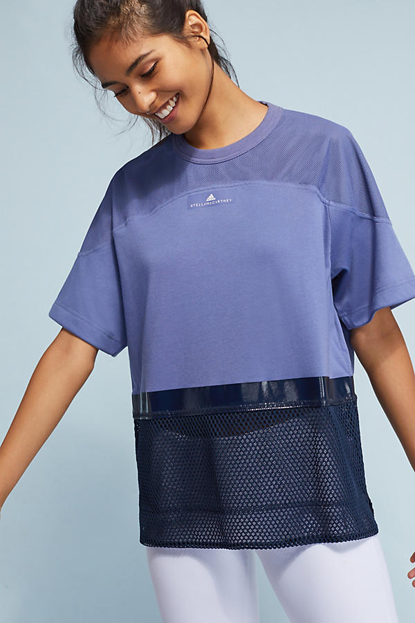 Adidas by Stella McCartney Essential Mesh Tee