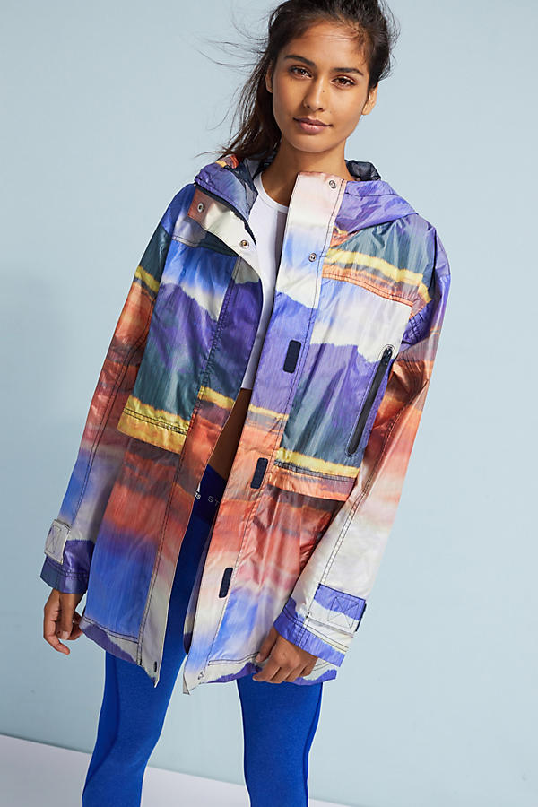 Adidas by Stella McCartney Essential Performance Hooded Jacket