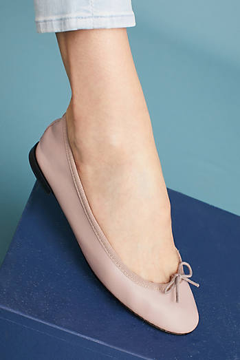 Repetto Cendrillon Pink Ballet Flats