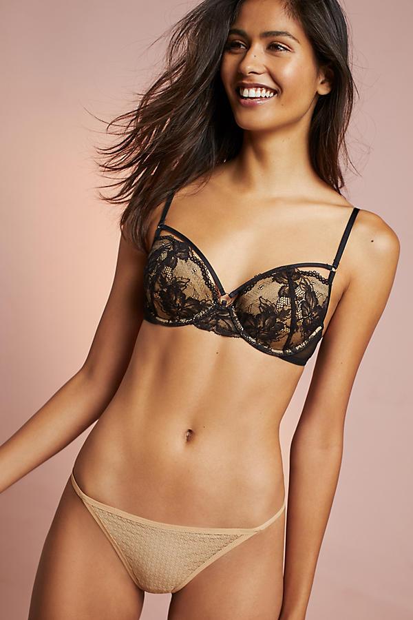 Elle Macpherson Body Geometric Tanga Bikini