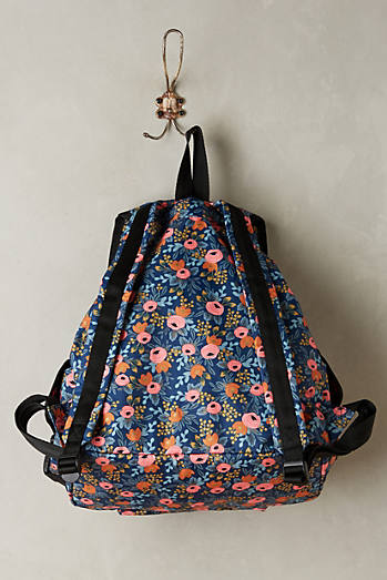 Rifle Paper Co. x LeSportsac Voyager Backpack