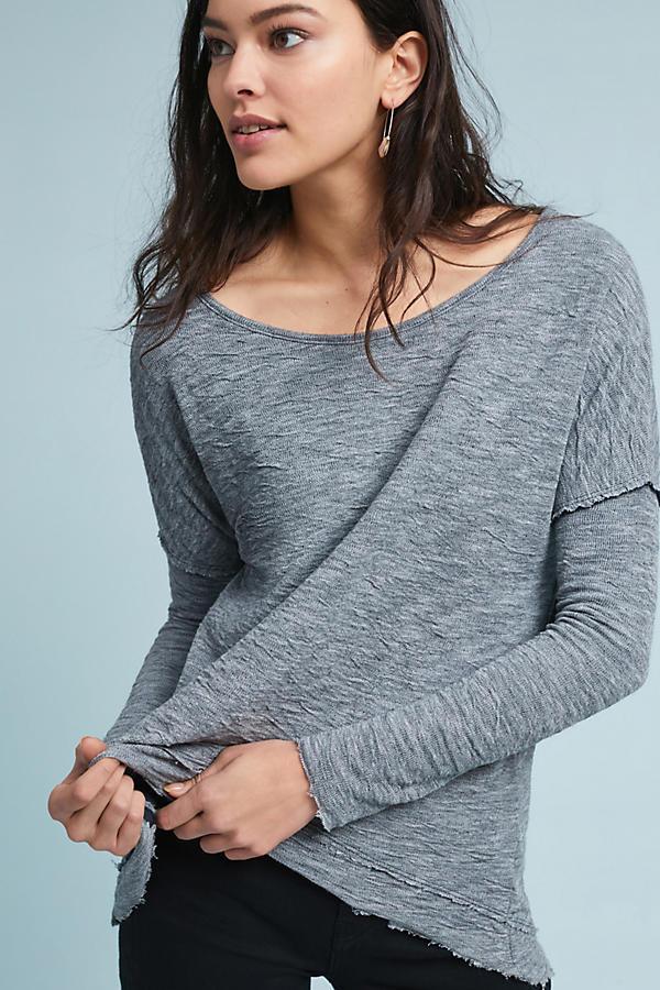 Leeds Textured Sweatshirt
