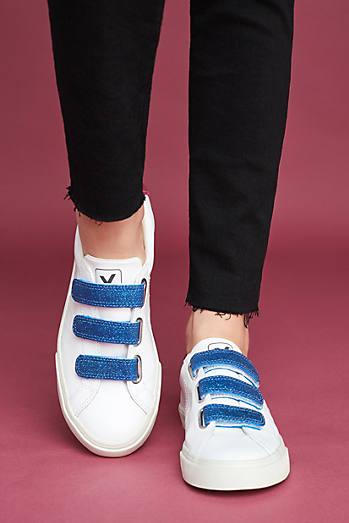 Veja Neon Lock Sneakers