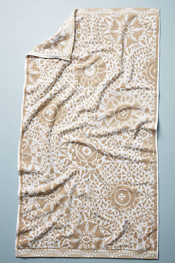 Merida Jacquard Towel Collection