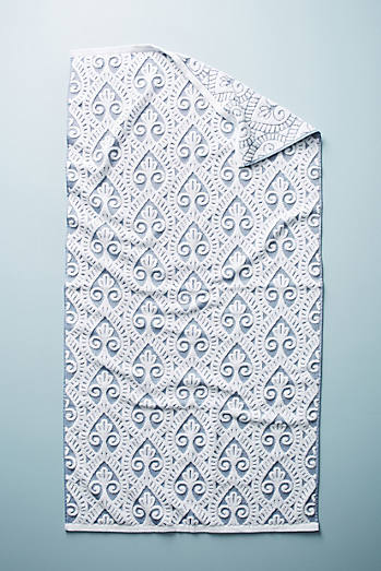 Damask Towel Collection