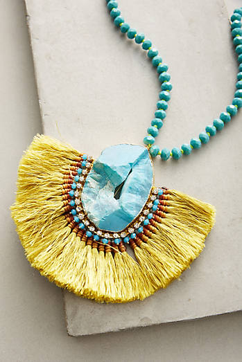 Wali Pendant Necklace