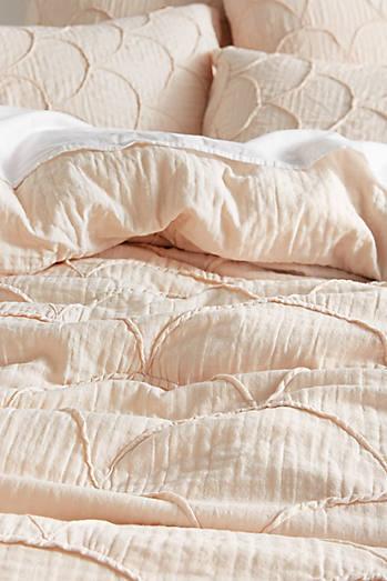 Textured Riji Duvet