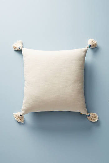 Embroidered Melika Pillow