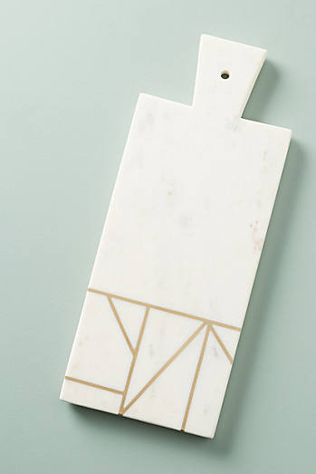 Angled Inlay Cheese Board