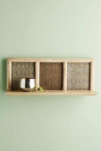 Intaglio Shelf