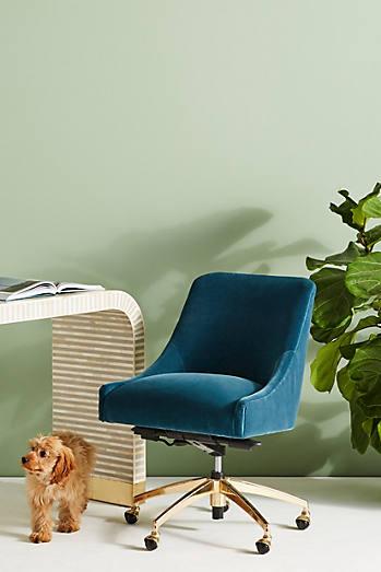 Elowen Swivel Office Chair