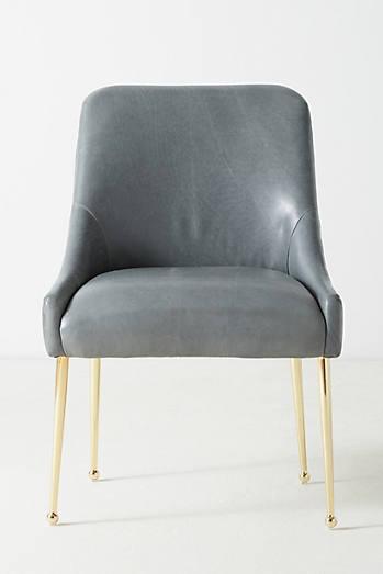 Premium Leather Elowen Chair