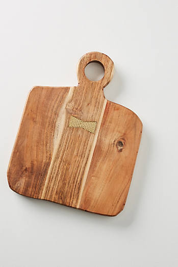 Woodblock Cheese Board