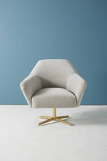 Almere Swivel Chair