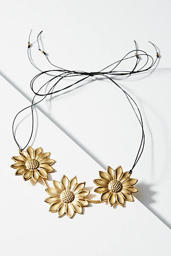 Mara Sunflower Headband