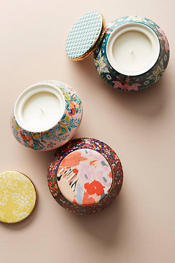 Liberty for Anthropologie Candle