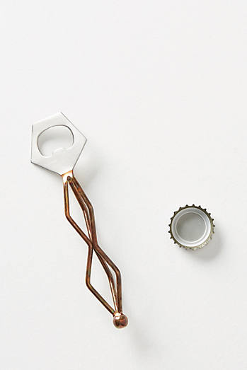 Trapeze Bottle Opener