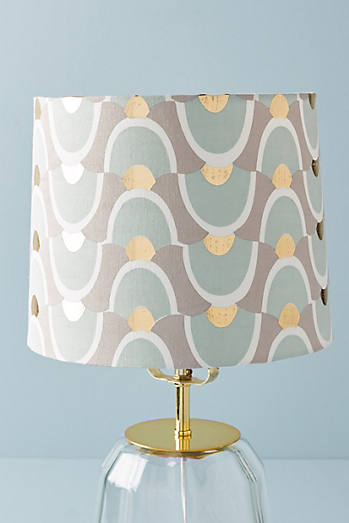 Tidal Motion Lamp Shade