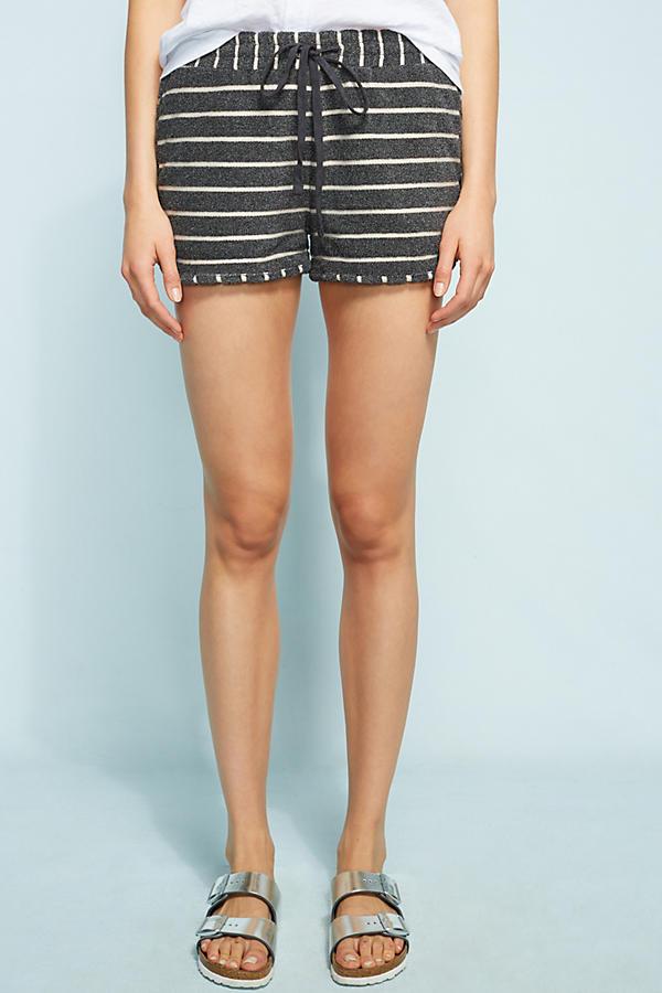 Wanderer Striped Shorts